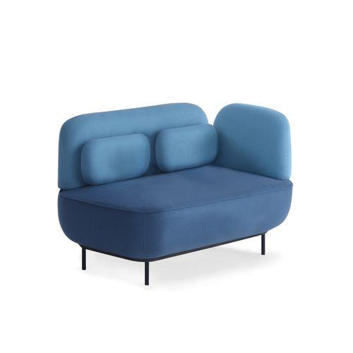 Ozzy XL D Corner Metal sohva