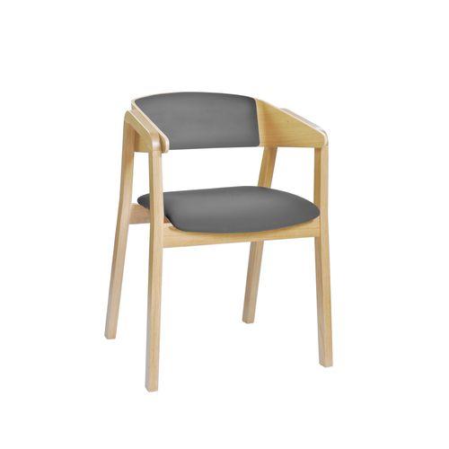 Cava B tuoli, verhoiltu
