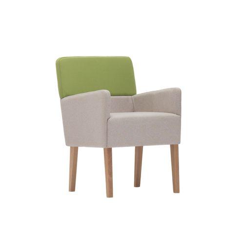 Zap2 käsinojallinen tuoli