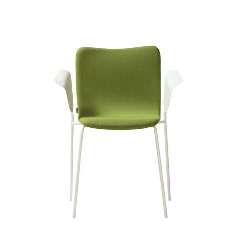 Miro 411T tuoli, käsinojat metallia