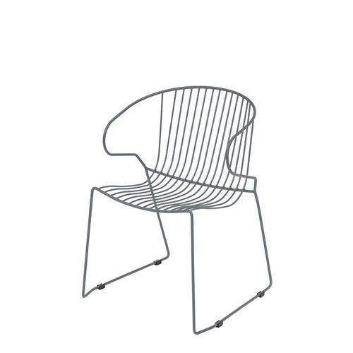 Bolonia 7207 käsinojallinen tuoli