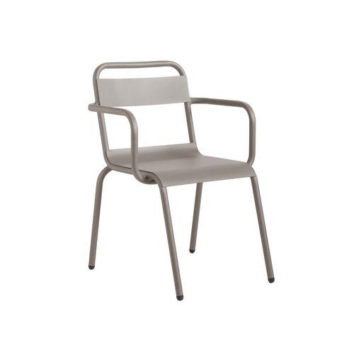 Biarritz 8056 käsinojallinen tuoli