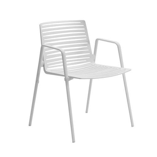 Zebra 401 käsinojallinen tuoli