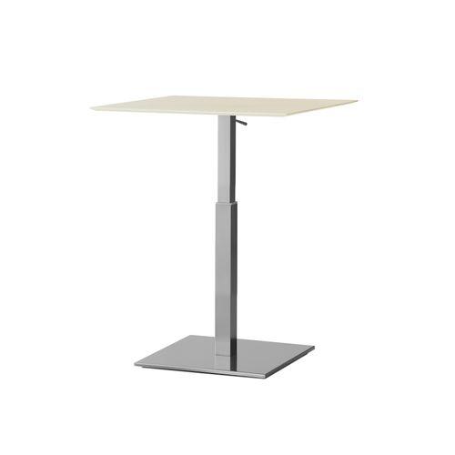 Inox 4402 H/ST pöydänjalka