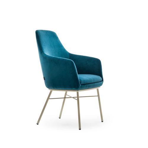 Danielle 03635 käsinojallinen tuoli