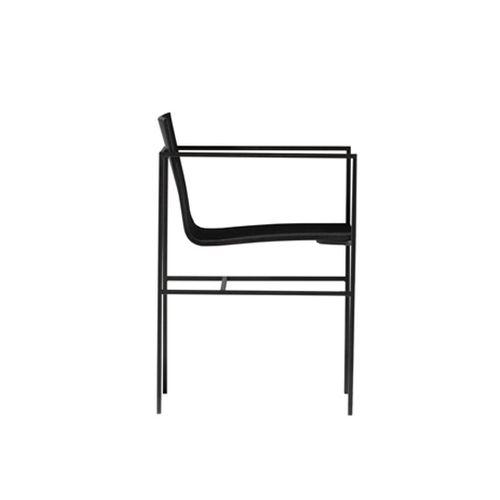 A-collection 462R käsinojallinen tuoli