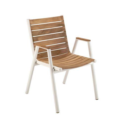 Pilotis käsinojallinen tuoli