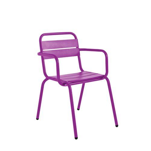 Barceloneta 8006 käsinojallinen tuoli