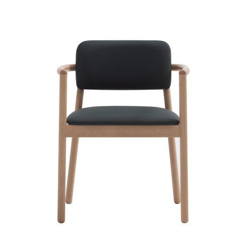 Laky käsinojallinen tuoli