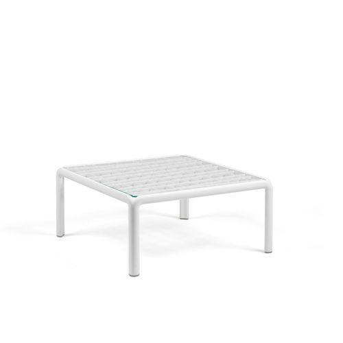 Komodo pöytä 700x700 lasikannella