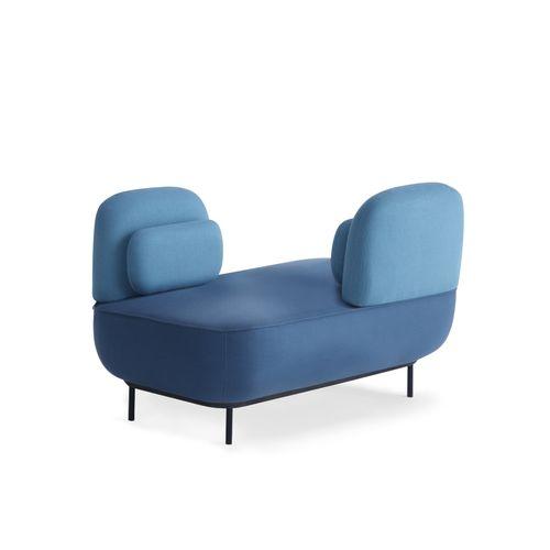 Ozzy XL vis-a-vis Metal sohva