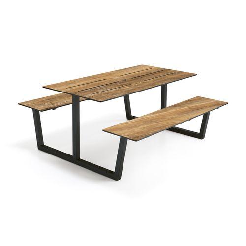 Montreal 800x1600 penkkipöytä