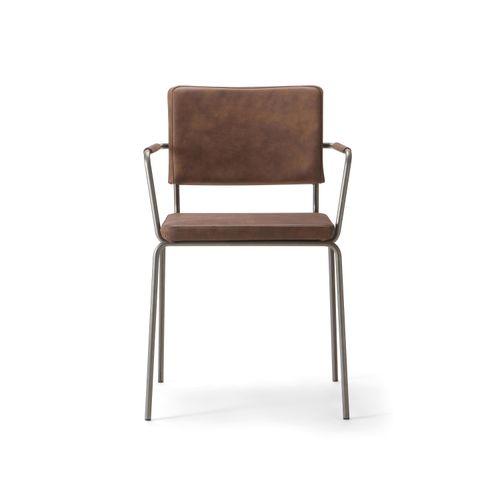 Caffe-04 käsinojallinen tuoli