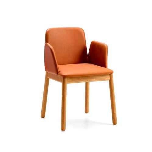 Frida 2.03.0 käsinojallinen tuoli